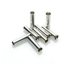 Pack of 25 1.25mm Stainless Steel Spring Wire Ferrules